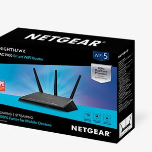 Nighthawk® Dual-Band WiFi Router (up to 1.9Gbps) for Sale in San Diego, CA