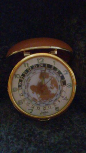 Cute little wind up alarm clock antique made in Japan for Sale in Los Angeles, CA