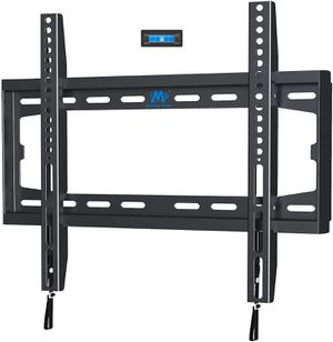 Mounting Dream TV Mount Fixed for 32-55 Inch LED, LCD and Plasma TV, TV Wall Mount Bracket up to VESA 400x400mm and 100 LBS Loading Capacity, Low Pro for Sale in Pomona, CA