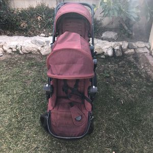 Baby Jogger City Select Lux Double Stroller for Sale in Los Angeles, CA