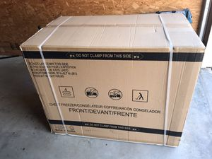 BRAND NEW IN BOX (Multiple Sizes, see description)Deep Chest Freezer for Sale in El Cajon, CA