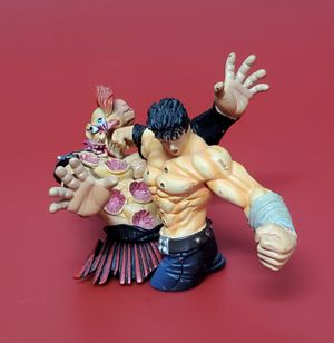 Fist of North Star Collectible Action Figures (Rare) for Sale in San Diego, CA