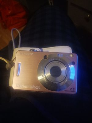 Sony Cybershot digital camera. for Sale in Bothell, WA