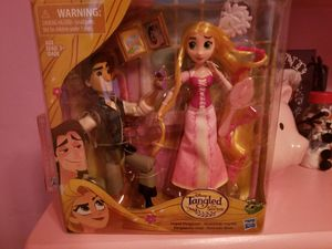 From the movie Tangled for Sale in Hialeah, FL
