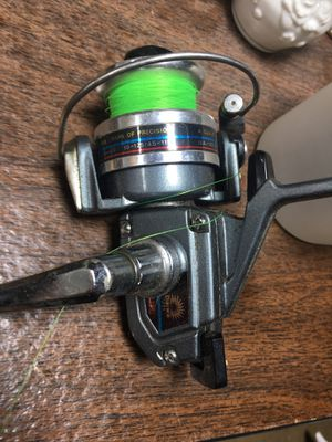Daiva fishing reel for Sale in Bartlett, IL