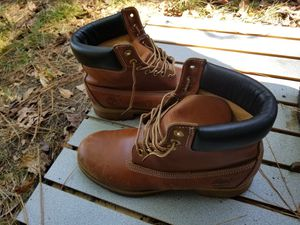Men's Timberland Boots Waterproof for Sale in Durham, NC