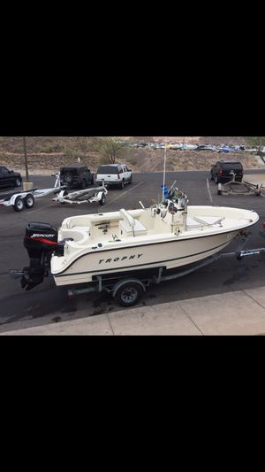 2001 Trophy Boat fishing for Sale in Peoria, AZ