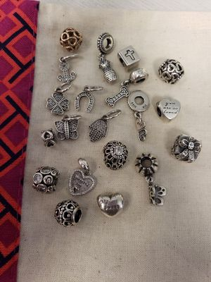 Pandora charms and bracelet for Sale in Dolton, IL