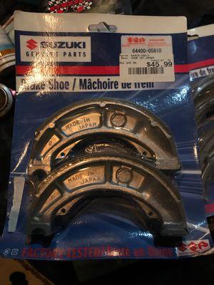 Brake shoe Suzuki parts for Sale in Garden Grove, CA