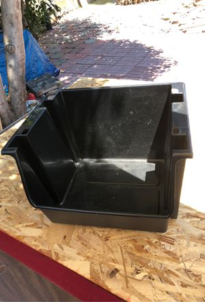 Nesting Storage Stackable Container used Bin. for Sale in Hayward, CA