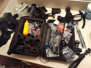 Go pro pack for Sale in NEW PRT RCHY, FL