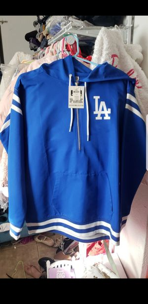 NEW WITH TAGS VS DODGER JACKET EXCLUSIVE SIZE SMALL for Sale in Vernon, CA