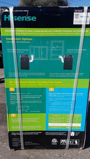 Hisense Portable Air Conditioner for Sale in Modesto, CA