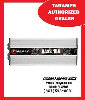 TARAMPS BASS15K Amplifier for Sale in Winter Park, FL