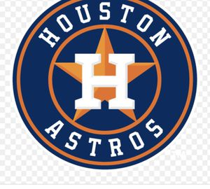 HOUSTON ASTROS TICKETS ! for Sale in Katy, TX