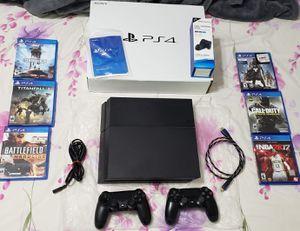 PS4 500gb it's like New for Sale in Hialeah, FL