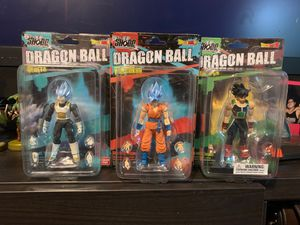Dragonball Super & Dragonball Z Shodo Figures for Sale in Federal Way, WA