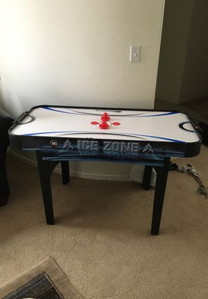 Lightweight hockey table for Sale in Sanger, CA