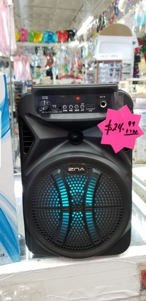 Speaker bluetooth for Sale in Dallas, TX