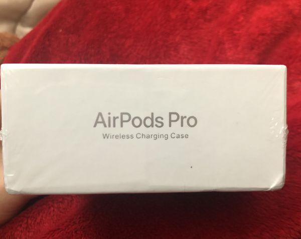 Apple AirPod Pros New