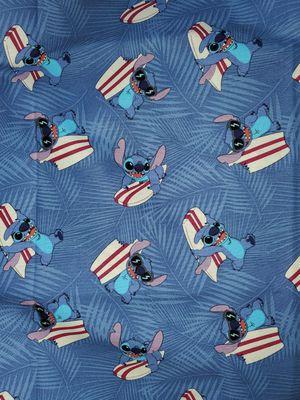 Lilo and stitch fabric for Sale in Dixon, MO