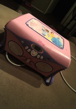 Disney princess CD player for Sale in Avondale, AZ