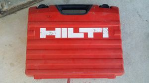 HILTI HAMMER DRILL..$400..O.B.O..NEEDS TO GO for Sale in Las Vegas, NV