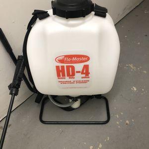 Sprayer Flo-Master Backpack for Sale in Alexandria, VA