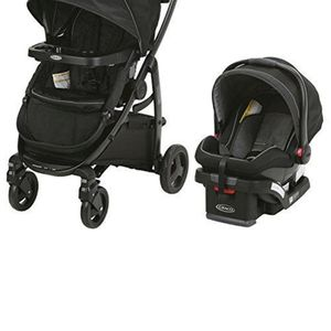 Graco Modes Travel System   Includes Modes Stroller and SnugRide SnugLock 35 Infant Car Seat, Dayton for Sale in Lakewood, OH