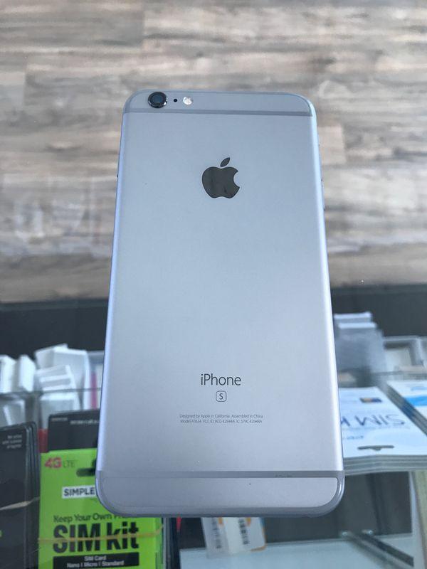 iPhone 6s+ 32gb Unlocked