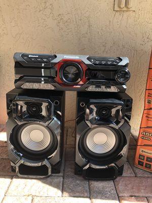 panasonic SC-AKX320 for Sale in Pembroke Pines, FL
