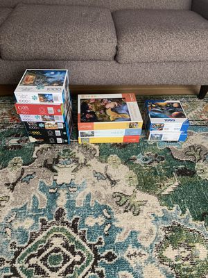 Jigsaw Puzzles for Sale in Portland, OR