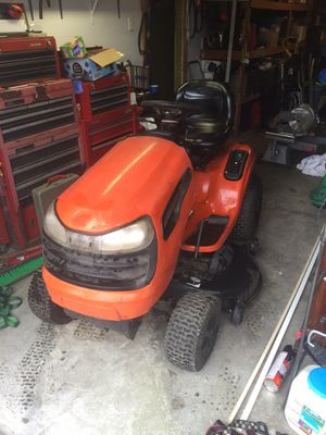 Aariens lawn tractor and trailer for Sale in Bremerton, WA