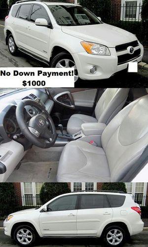 2009 Toyota RAV4 Price$1000 for Sale in Washington, DC