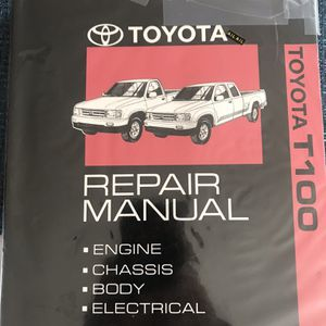 Shop Manual T100 for Sale in Union City, CA