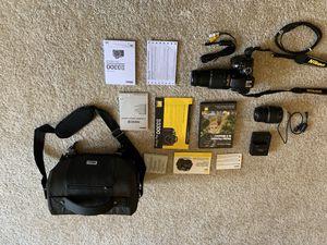 Nikon 3300 DSLR Camera for Sale in Foster City, CA