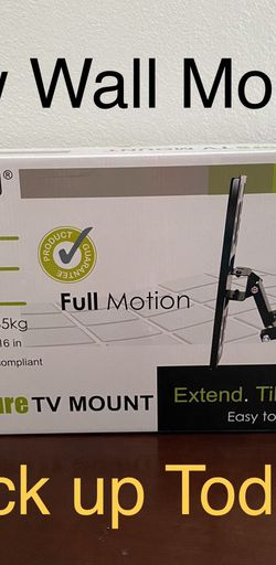 "Wall Mount Fits Any TV Upto 55"" for Sale in Chula Vista,  CA"