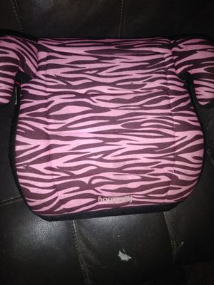 Booster, diaper bag, and crib bedding for girl for Sale in Lake Wales, FL