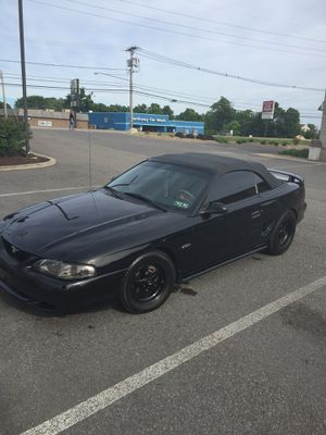 98 Mustang GT Convertable for Sale in Cheswick, PA
