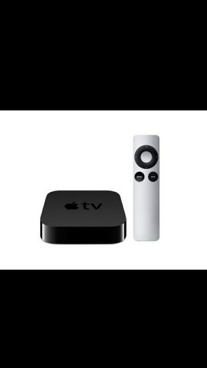 Apple tv, 3 generation for Sale in National City, CA