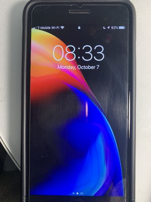 iPhone 8 Plus - Unlockable for Sale in San Francisco, CA