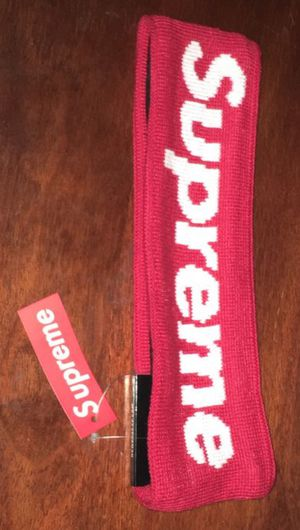 Supreme headband for Sale in Columbus, OH