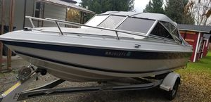 Seaswirl sierra open bow with covers and Johnson 150 for Sale in Kent, WA