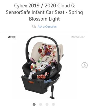 Cybex infant car seat for Sale in Nashville, TN