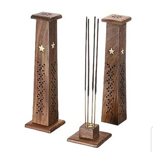 ELEGANT SQUARE TOWER INCENCE BURNER for Sale in Norcross, GA