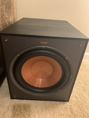 Klipsch R-120 SW subwoofer (12in) for Sale in Renton, WA