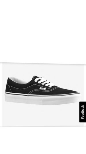 Black Vans for Sale in Lancaster, CA