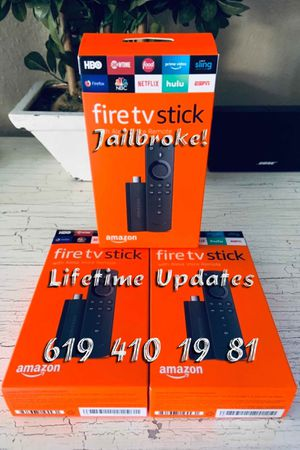 New (Unlocked) Amazon Fire TV Stick for Sale in San Diego, CA