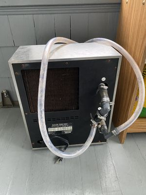 Water chiller for fish tank saltwater and freshwater for Sale in Stamford, CT