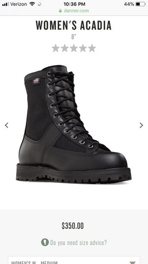 Danner work boots for Sale in STELA NIAGARA, NY